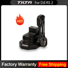 Nieuwe Tilta TGA PBP Voeding Bodemplaat Security Dji RS2 Accessoires P Tap 2 Pin Power Input Voor dji Rs 2 TGA PBP TGA PBP2