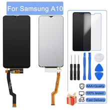 High Quality AAA Incell For Samsung A10 LCD Display Touch Screen replacement Digitizer Assembly For Galaxy A105 A105F SM-A105F