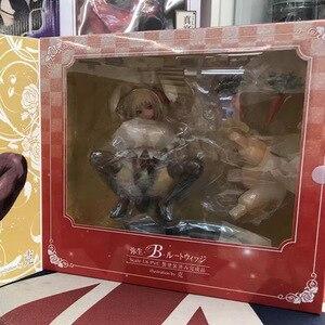 Image 4 - New Arrival Anime Action Figure Hapymaher Fragmentation Dream Barnard Lutwidge Bunny Ver 18cm 1/6 Scale PVC Model Sexy Girl Doll