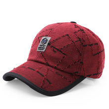 Summer Baseball Cap Breathable Thin New Designer Hats Men High Quality Creative Cotton Personality Luxury For Women Sunscreen