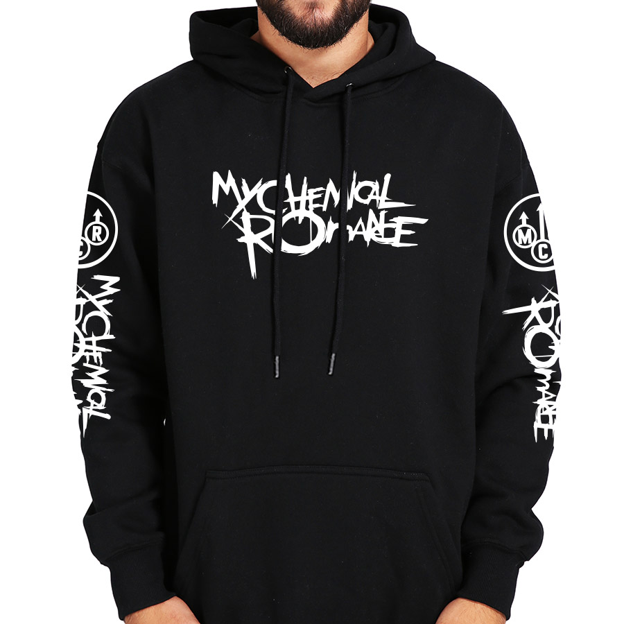 My Chemical Romance Hoodies Black Parade Punk Emo Rock Hoodie Fashion Fall Sweatshirts Autumn Winter Coat