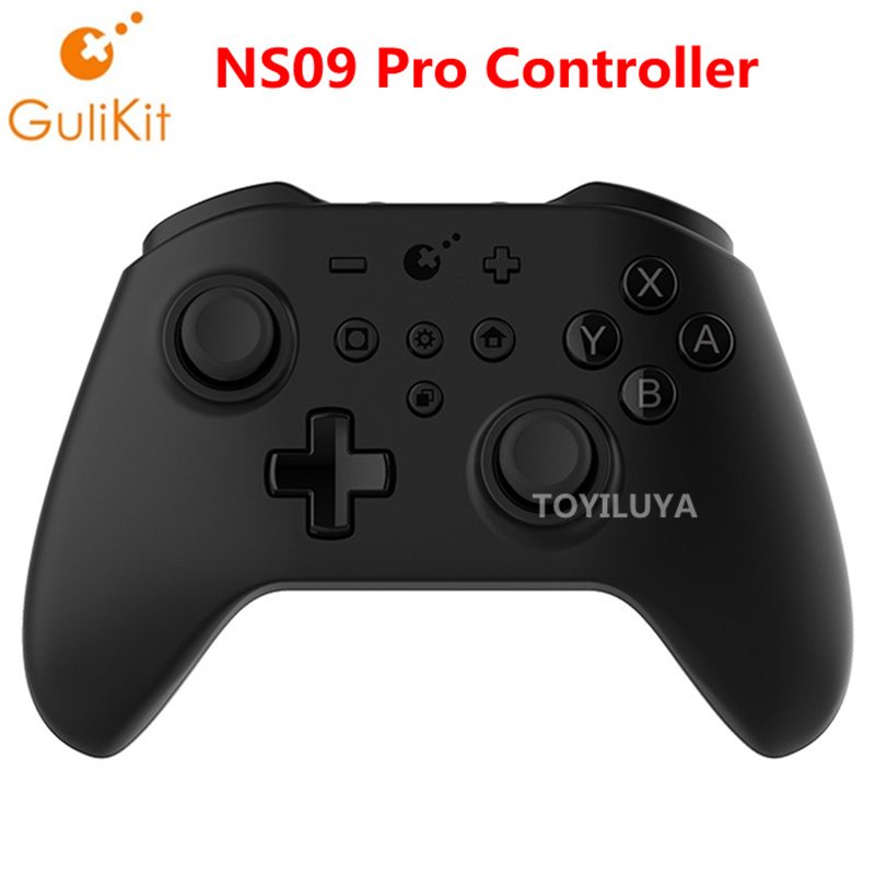 GuliKit Kingkong NS09 Pro Wireless Bluetooth Gamepad Game Controller For Nintend Switch PC Android Gaming Jaypay Joystick image