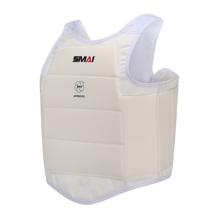 WKF Certification SMAI Karate Chest Protector Extreme Boxing