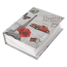 100 Pictures Pockets Photo Album Interstitial Photos Book Case Kid memory Gift Q1JA