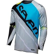 NEW Seven MX mountain bike dh moto rcycle camiseta ropa cross jersey downhill mtb Manga Longa camisa mx Jersey