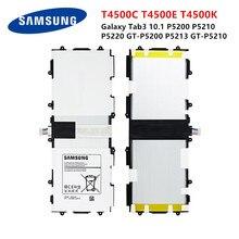SAMSUNG Orginal Tablet T4500C T4500E T4500K battery 6800mAh For Samsung Galaxy Tab3  P5200 P5210 P5220 P5213 Batteries samsung t4500e tablet battery for samsung galaxy tab3 p5210 p5200 p5220 6800mah