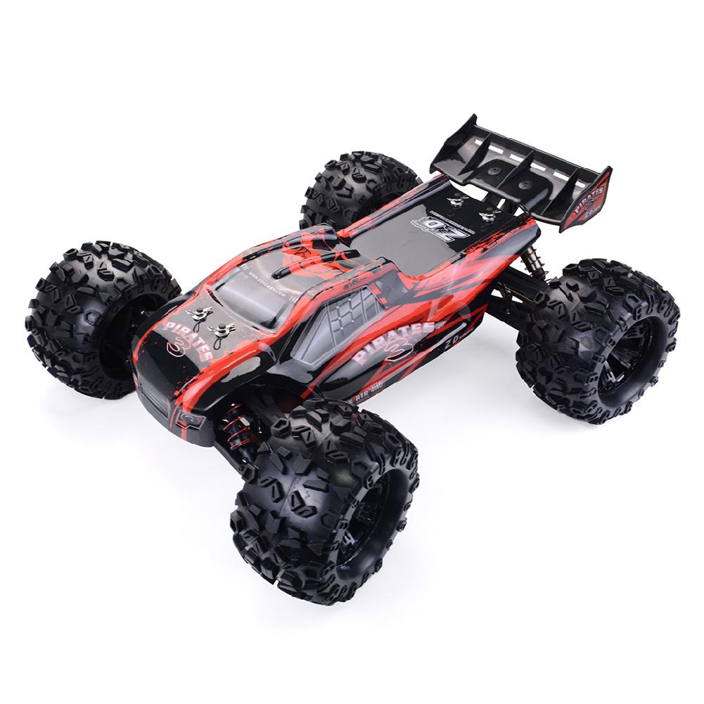 ZD Racing 9021-V3 1/8 2.4G 4WD 80km/h Brushless Rc Car Full Scale Electric Truggy RTR Toys  - buy with discount