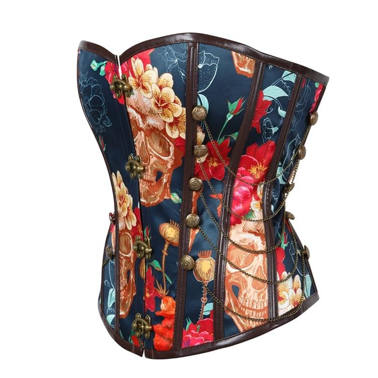 Купить готический винтажный карнавальный костюм формирователь тела