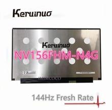 144HZ laptop FHD IPS SCREEN NV156FHM-N4G V3.0 FIT B156HAN08.2 LP156WFG-SPF2 NV156FHM-N4K for Lenovo Saver Y7000P 40PIN