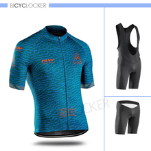 Cycling Set Northwave Man Biking Clothes Short Sleeve Clothing Bib Shorts Bicycle Suits Summer Quick dry Ropa Maillot Ciclismo