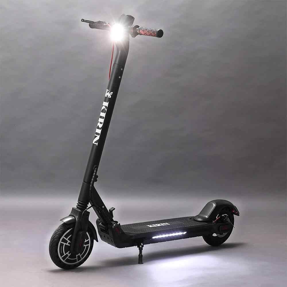 [Europa Voorraad] Kugoo ES2 Opvouwbare Elektrische Volwassen Scooter Schijfrem 350W 7.5AH E Scooter Elektrische Skateboard M365 pk Ninebot