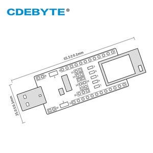 Image 3 - TLSR8266 Scheda di Test Bluetooth BLE4.2 USB a TTL E104 BT05 TB Modulo Ricetrasmettitore Wireless A Bassa Potenza