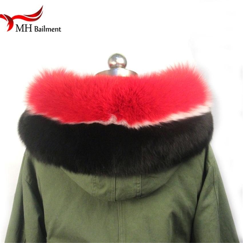 Шарф из натурального меха, пальто с меховым воротником, Женское зимнее пальто, меховые шарфы, роскошный мех енота, настоящий зимний теплый шейный платок