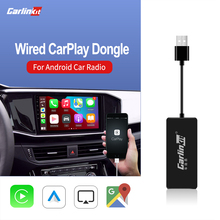 Carlinkit pour Apple CarPlay Android Auto Dongle pour Android système écran Smart Link Support miroir-lien Airplay GoogleIOS 14