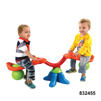 Most Popular Child Outdoor Game Plastic Seesaw Play Set Sport Toys For Kids 832455