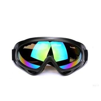 Gafas de moto X400 gafas de conducción todoterreno gafas de soldadura antiimpacto gafas tácticas protección contra el viento