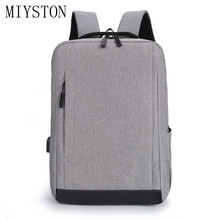 Brand Laptop Backpack USB Charging 15.6 inch Anti-Theft Wome