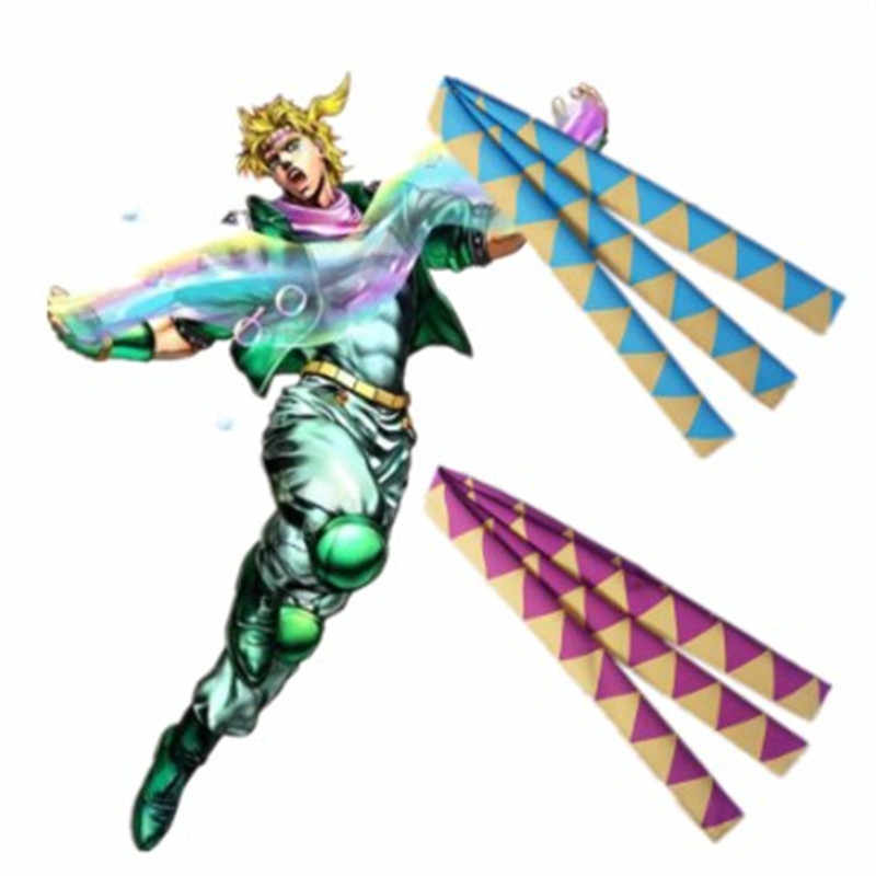 Jojo 'S Bizarre Adventure Anime Caesar Anthonio Zeppeli Hoofdband Haarband Halloween Party Cosplay Prop Accessoires Hoeden