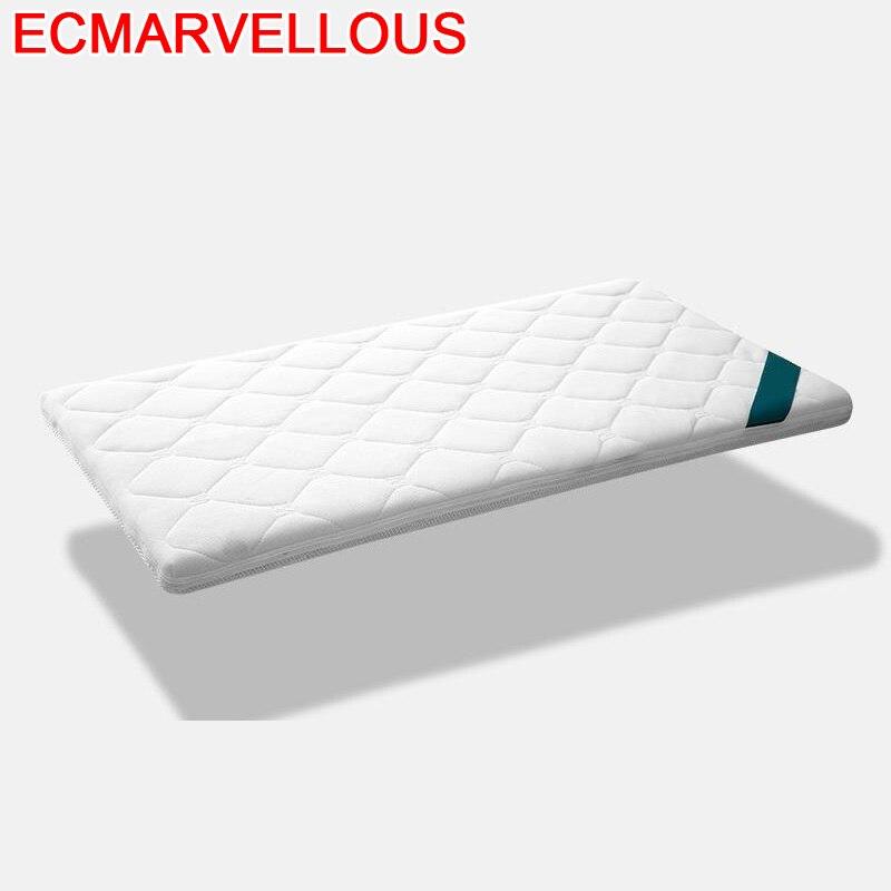 Lit Matratze Sofa Yg Bisa Jadi Colchones Materasso Matras Baby Bed Latex Topper Colchon Matelas Kasur Materac Crib Mattress