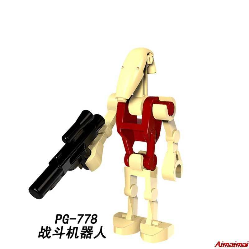 Starwars Star Wars บล็อกตัวเลข Legoing อิฐ DIY ของเล่นเด็กวันเกิดของขวัญเพื่อน Star Wars บล็อก Starwars Legoings