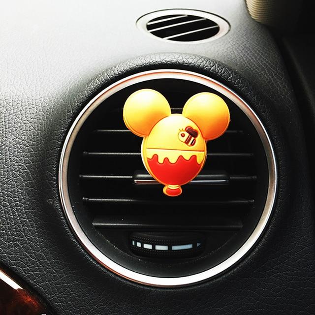 Car Perfume Air Freshener Mouse PVC Cartoon Vent Fragrance Clip Air  Freshener Cute Auto Accessories Solid Fresh Flavour|Air Freshener| -  AliExpress
