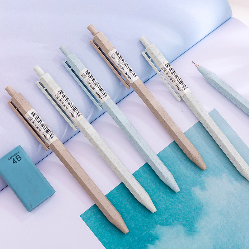 0.5mm 0.7mm Kawaii Automatic Pencils Cute Mechanical Pencil For Kids Gifts School Office Supplies Novelty Stationery