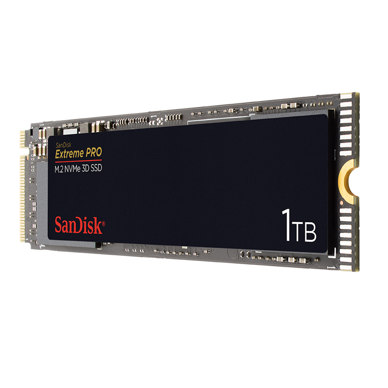 SanDisk 500GB 1TB SSD Solid State Drive Interface M.2 NVME 3D SSD Extreme Ultra Speed Series-Game High Performance Edition