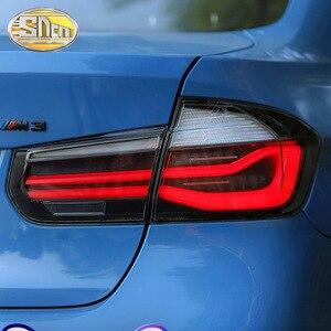 Image 4 - Car Styling Tatilights for BMW F35 F30 318i 2013 2017 LED Tail Light LED Rear Fog Lamp DRL + Brake + Reverse + Turn Signal Lamp
