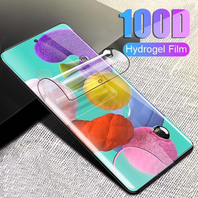 Protective Hydrogel Film for Samsung A70 A71 A70s Screen Protector for Samsung Galaxy A71 A70 A70s (Not Glass) Film Foil
