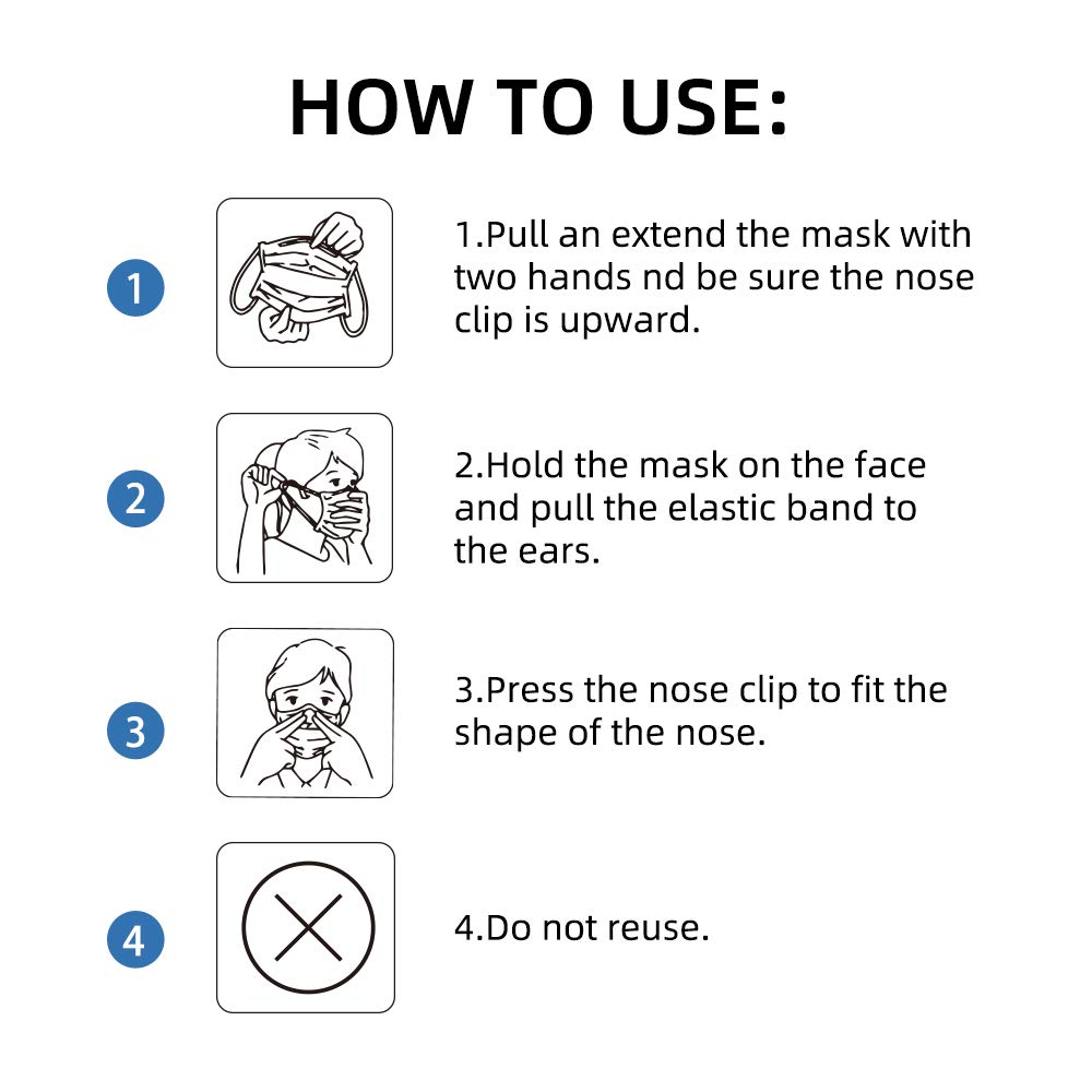 20PCS-KF94-Mask-Face-Gas-Mask-Filtration-Face-Masks-Breathable-Dust-Mask-Protection-against-Droplet-Dust
