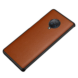 Image 4 - SophiaLong מקרי עבור Vivo Nex 3 Coque אמיתי עור מקרה עבור Vivo Nex 3 NEX3 טלפון כיסוי שיכון עם ליץ דפוס Fundas
