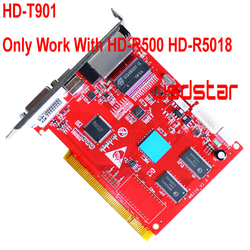 HUIDU T901 full color Video LED display screen Sending card supports R501/R502/R500/R501S/R505/R507