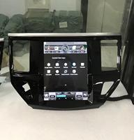 Chogath 10.4inch car multimedia player android 8.1 car gps navigation 4+64G Tesla screen for Nissan Pathfinder