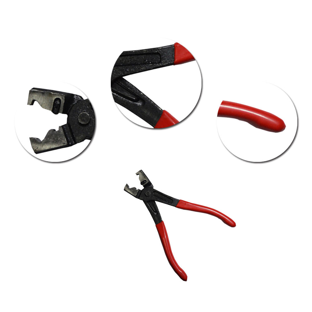 Automobile Car Pipe Hose Clamp Vise type dust jacket pliers Tiger Pliers Ring Type Removal Tool