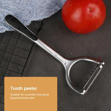 Y-Peeler Flat mouth or tooth  Fruits Vegetable Knife  Peeler Multifunctional Peeler Cutter Kitchen Tools 1pcs professional magic fruits vegetables peeler creative ceramic fruit knife vegetable fast peeler home kitchen tools