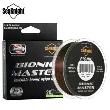 SeaKnight Spot Fishing Line BIONIC MASTER 150M Smooth Invisible 2-25LB Camouflage Saltwater fishing line