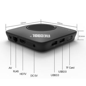 Image 5 - 新しいmecool M8S最大テレビボックスアンドロイド 7.1 3 グラムDDR3 + 32 グラムromボックステレビamlogic S912 オクタコア 2.4 グラム/5 グラムwifi bluetooth/usbスマートtopbox