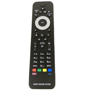 Image 1 - New Replacement For Philips HOME THEATER SYSETM Remote Control HTS5540 HTS3510 HTS3530 Fernbedienung