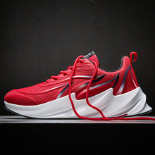 Breathable Running Shoes New Comfortable Shark Bottom Sports