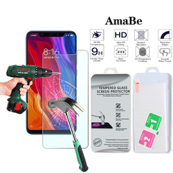 На Алиэкспресс купить стекло для смартфона tempered glass for xiaomi mi 8/8 pro/8 se/xiaomi pocophone f1/xiaomi redmi note 6 pro screen protector