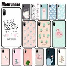 Motirunner Cute Permen Warna Patternedluxury Mobile Case untuk Samsung Galaxy Note 9 A3 A5 A6 A7 Aksesoris Telepon(China)