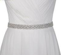 Wedding dress belt bride belt