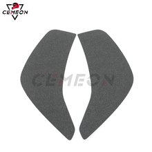 Yamaha FZ1 FZ1N FZ1S 2006 2015 Motorcycle Fuel Tank 3M Rubber Traction Pad Anti skid Protection Sticker Knee Grip Side Decal
