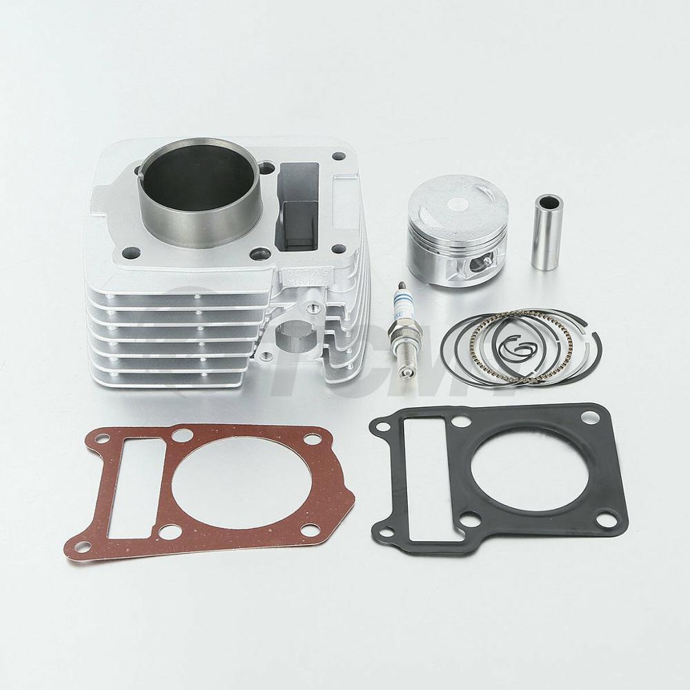 Kit haut de gamme de segments de Piston de cylindre de moto pour Yamaha TTR125 TTR-125 2000-2005 04 03