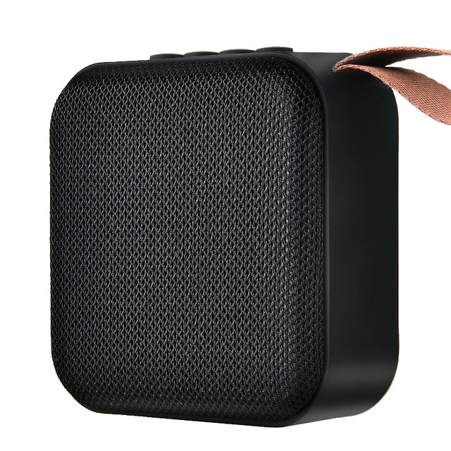 Altavoz Bluetooth portátil Mini sistema de sonido de altavoz inalámbrico 10W ESTÉREO música envolvente exterior altavoz soporte FM TFCard