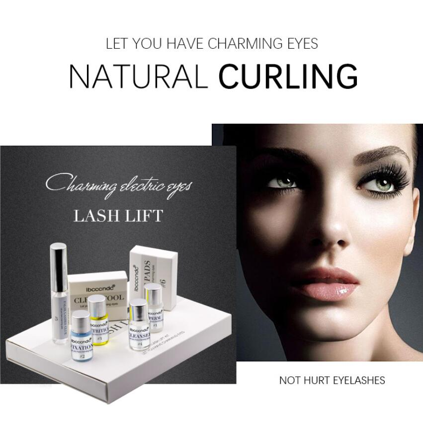 10 Pcs Lash Lift Professional Lashes Perm Set Lash Lift Kit Makeupbemine Eyelash Perming Kit 2019 Dropshipping Beauty Salon