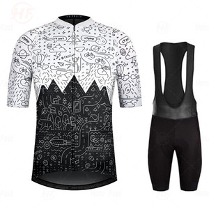 Gobikeful Summer Cycling Jersey Set Breathable MTB Bicycle Cycling Clothing Mountain Bike Wear Clothes Maillot Ropa Ciclismo Nw