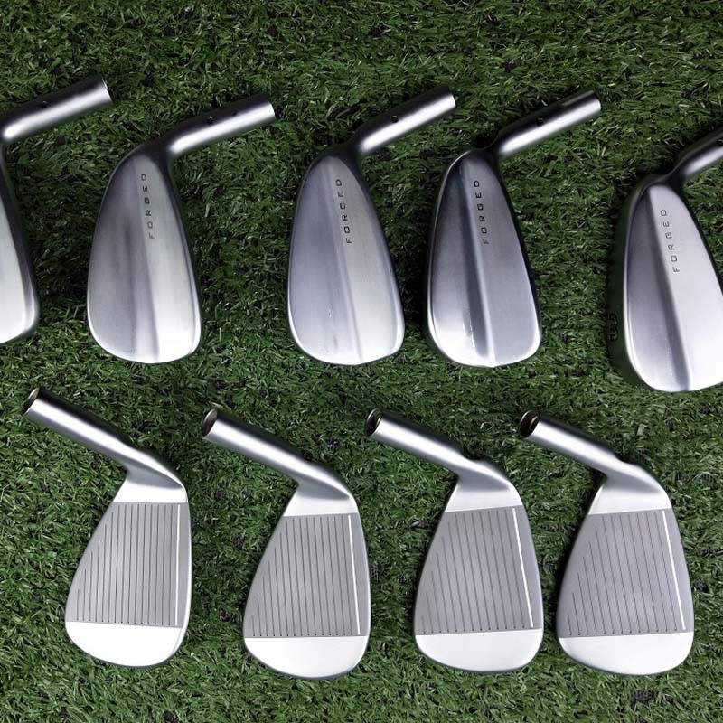 I Iron 500 Golf Clubs Set I50 Golf Forged Irons Golf Clubs 3-9u/w Steel And Graphite Shaft With Head Cover Free Shipping