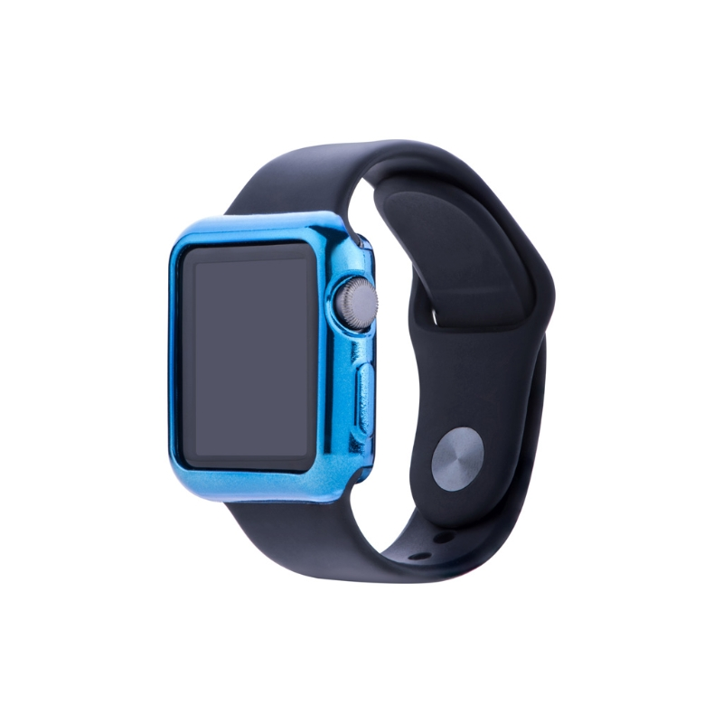 For Apple Watch Case Protector Cover 38mm 42mm TPU Soft Protective Skin Bumper in Smart Accessories from Consumer Electronics