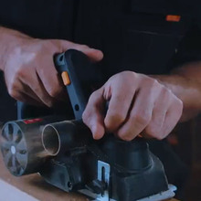 Power-Tool Plane Wood Hand-Held LOMVUM AC 110V-240V Cutting Eu-Us-Plug Variable-Speed
